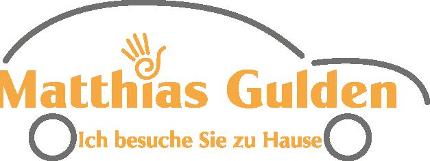Mobile Physiotherapie Matthias Gulden | Bamberg, Forchheim, Erlangen